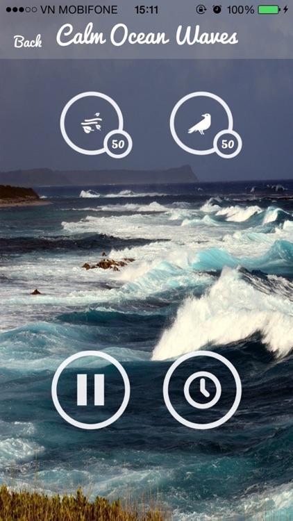 Nature Sounds - Nature Music, Relaxing Sounds screenshot-3