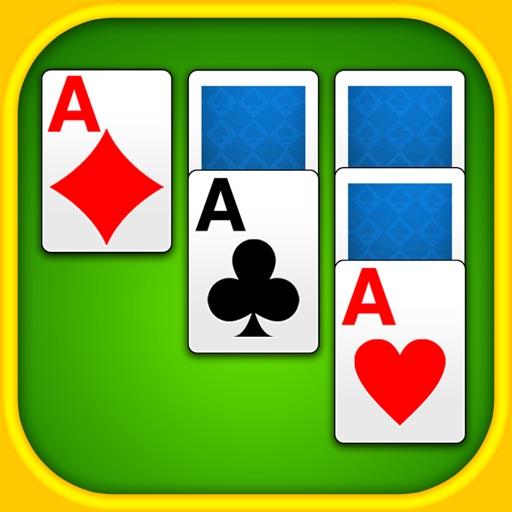 Пасьянс - Классическая игра пасьянс косынка