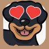 RottyEmoji - Rottweiler Emoji Keyboard & Stickers