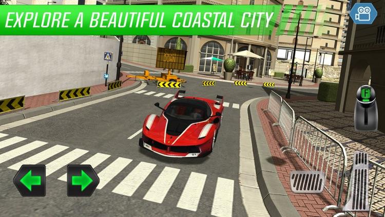 Sports Car Test Driver: Monaco Trials screenshot-4