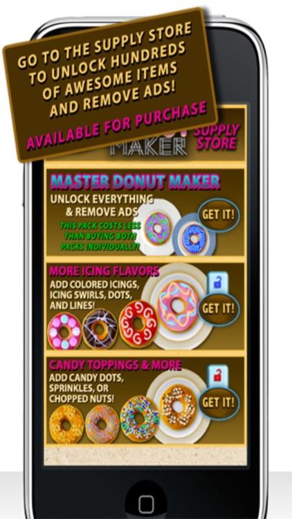 Donut Maker screenshot-4
