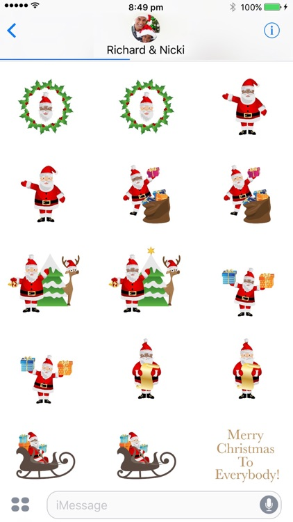 Black Santa (and White Santa!) screenshot-3
