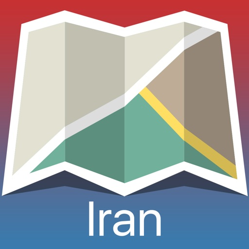 Pearl Maps - Iran: Offline Map with GPS Navigation