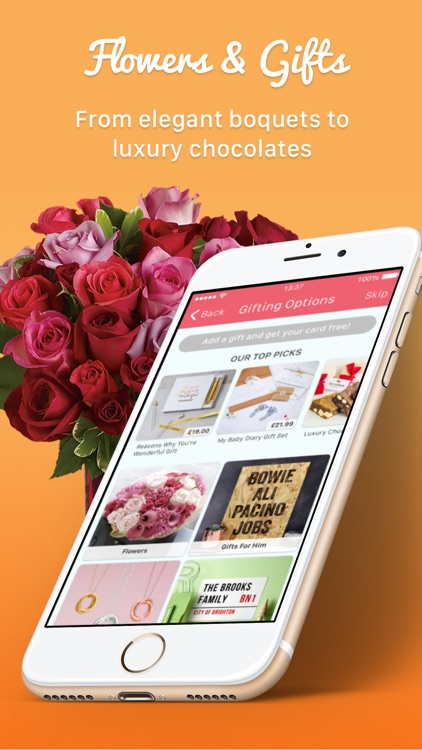 Inkly: Greeting Cards, Postcards, Flowers & Gifts