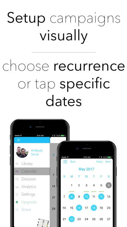 Woofy Social Media Scheduler screenshot-3