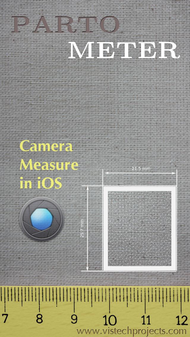 Partometer  - 写真に測定するための、のおすすめ画像1