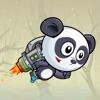 Super Flying Panda - Endless Adventure