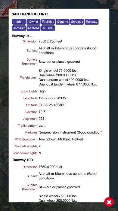 Airspace US screenshot two
