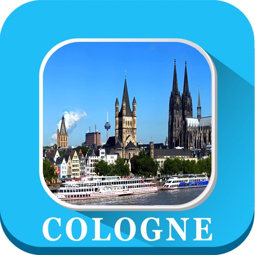 Cologne Germany - Offline Maps Navigator