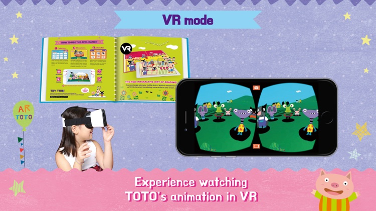 TOTO 33 - AR/VR/MR BOOK+APP screenshot-4