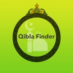 Muslim Qibla- Prayer Direction & Compass Navigator