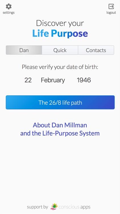 Life Purpose App screenshot-3