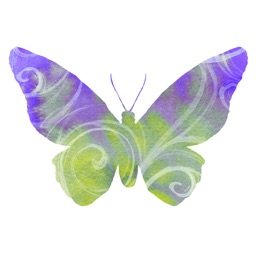 Spring Butterflies Sticker Pack