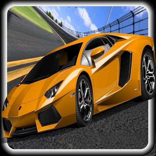 Traffic High Speed City Car Racing Simulator
