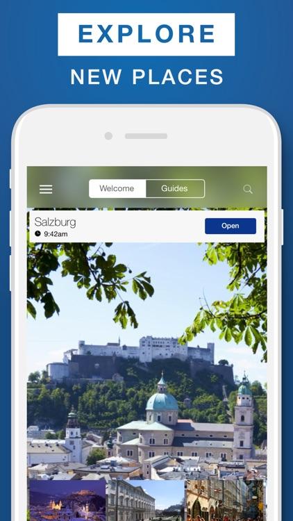 Salzburg - Travel Guide & Offline Map