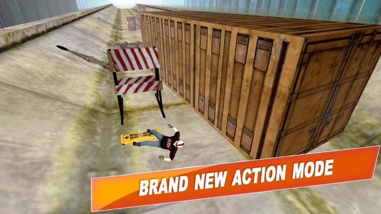 Hoverboard Hill Ninja: Hover Scooter Simulator