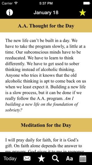 twentyfour hours a day meditations hazelden meditations