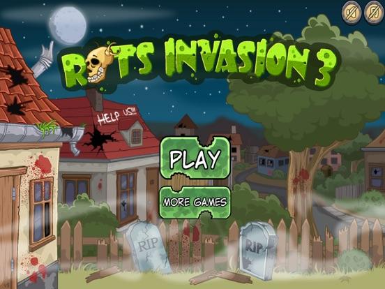 Rats Invasion 3 - Physics Puzzle Game для iPad