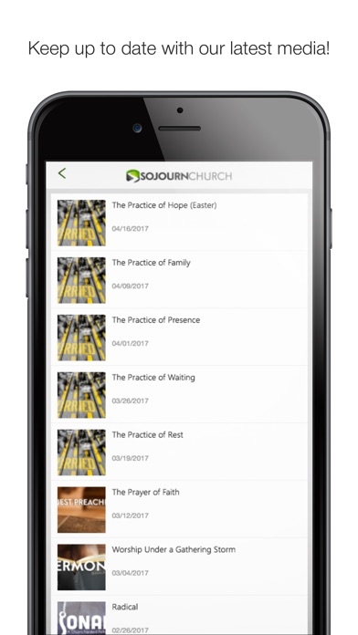Sojourn Church - VA app image