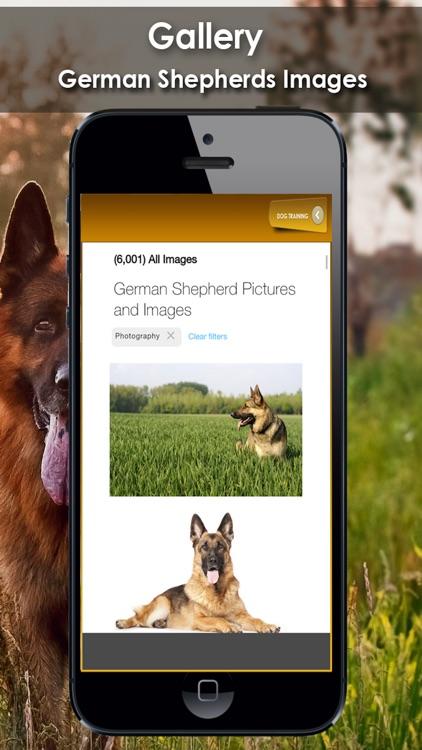 K9 German Shepherds Watch Dogs - Adoption & Rescue screenshot-3