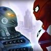 Spider Strange Robot War Hero