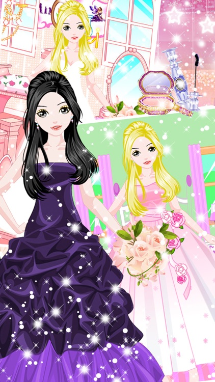 Elegant dress - Fashion Dress up Salon screenshot-1