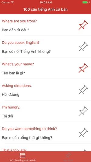 Tiếng Anh giao tiếp - English daily