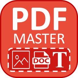 PDF Master - Image to PDF converter and PDF reader