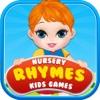 Nursery Rhymes & Kids Games - Kids nursery Rhymes