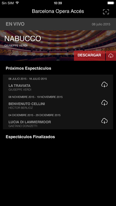 点击获取Barcelona Òpera Accés
