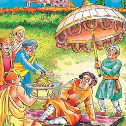Jataka Tales-The True Friends-Amar Chitra Katha