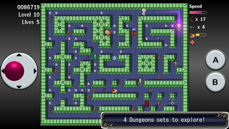 Creepy Dungeons Heroes screenshot-2