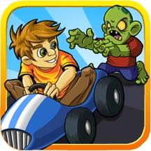 Zombie Go Kart - Tricky Racing