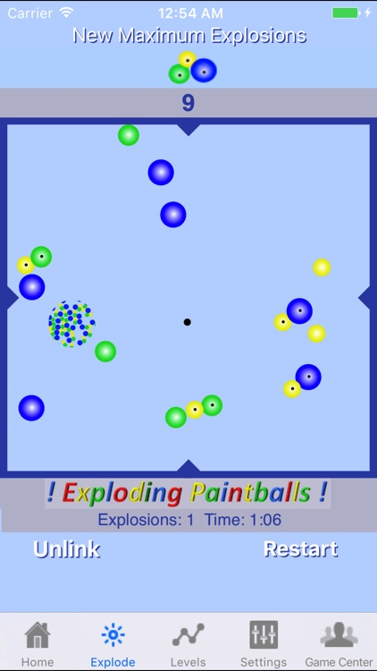! Exploding Paintballs ! screenshot-3