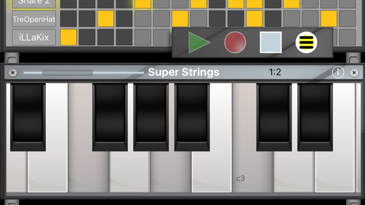 Beats & Keys screenshot-1