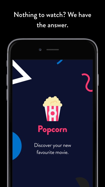Popcorn: discover your new favourite movie screenshot-0