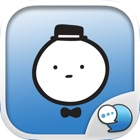 Mochi Doorman Stickers for iMessage Free icon