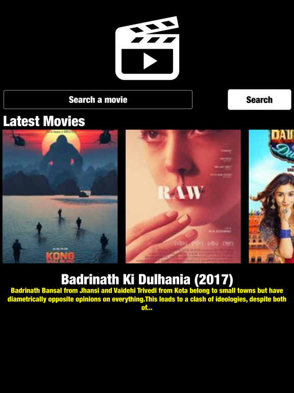 Movies Hub - Latest, Upcoming and Search Any Movie screenshot 5