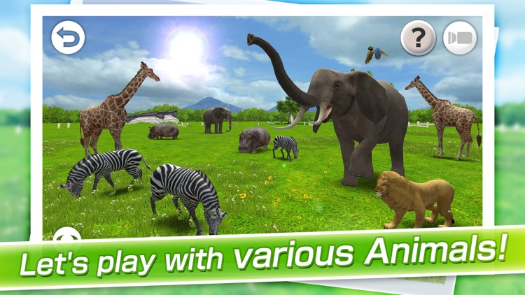REAL ANIMALS HD (Full) screenshot-0