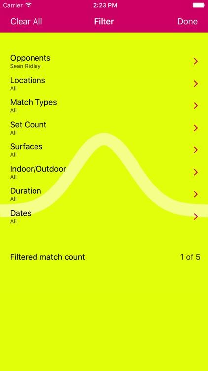 Yellow Tap Tennis screenshot-3