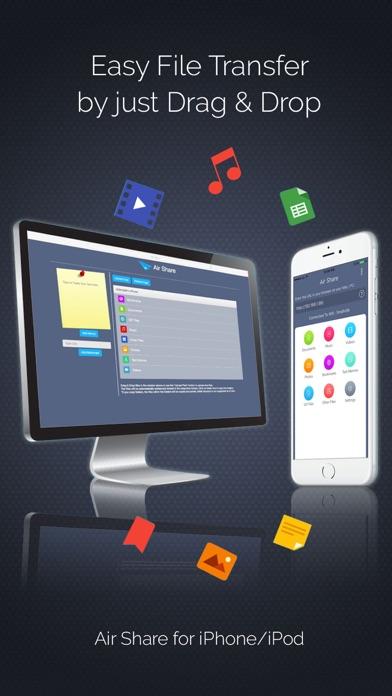 Air Share Lite : Wifi Transfer screenshot one