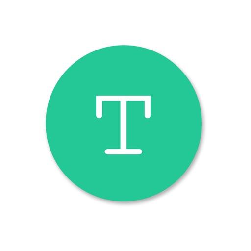 文字Emoji  - 一键制作for微信文字表情的最好玩的云斗图工具