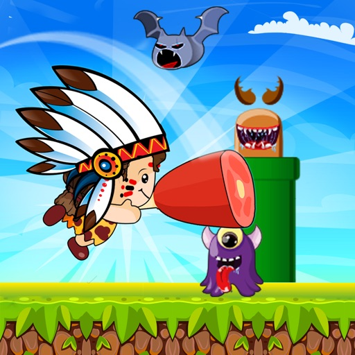 Super Neanderthal : The Heroes Of Run World Game