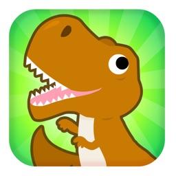 恐龙世界-儿童教育宝宝益智拼图游戏