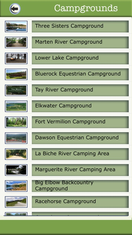 Canada Camping And National Parks