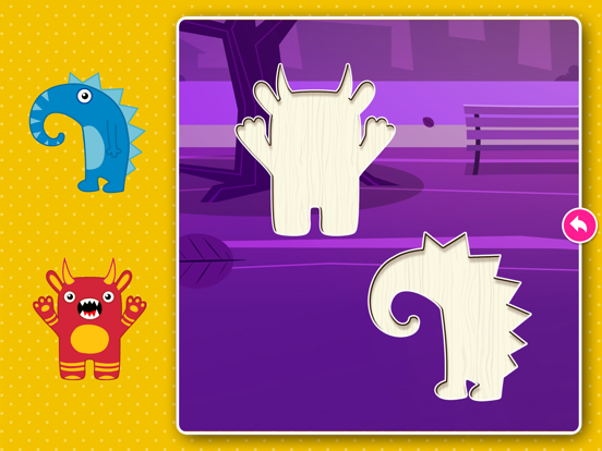 Toddler Learning Games: Kids, Baby & Boys puzzle screenshot 8