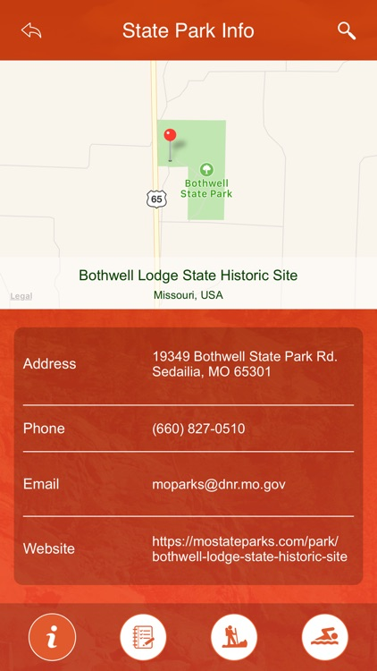 Missouri State Parks & Trails screenshot-3