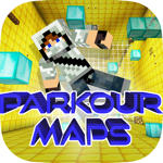 Free Parkour Maps for Minecraft Pocket Edition на пк