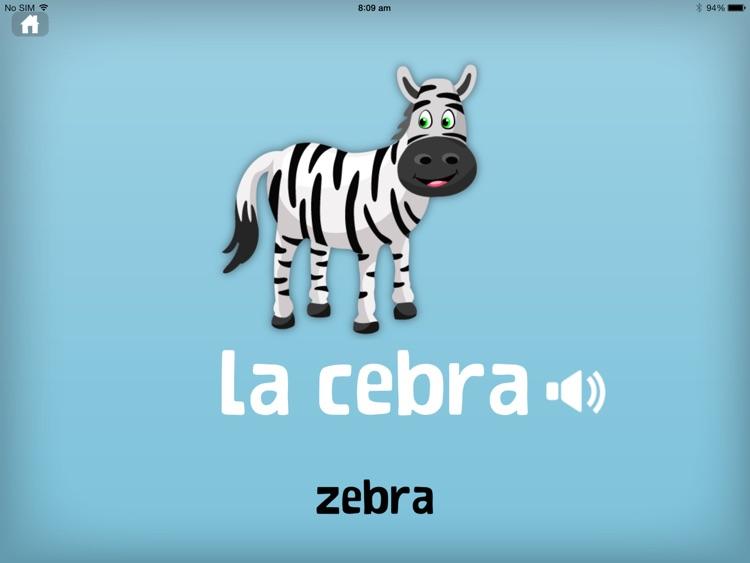 Learn Spanish for Kids screenshot-3