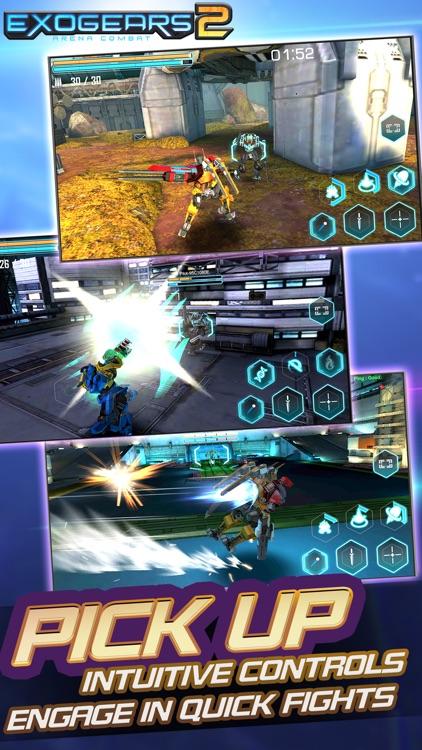 ExoGears2: Robots Combat Arena screenshot-3